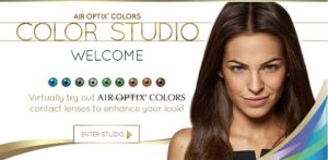 Air Optics Colors Contact Lenses