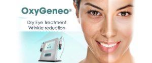 OxyGeneo Dry Eye Treatment Wrinkle Reduction